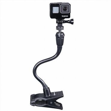 Smatree Webカメラ対応 クリップ式 三脚