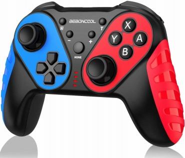 Switch コントローラー BEBONCOOL 任天堂switchに対応 連射機能搭載