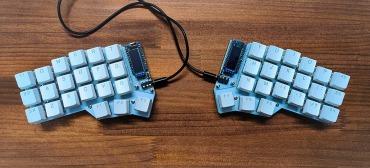 ビット・トレード・ワン 自作 分離式キーボード