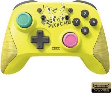 ワイヤレスホリパッド for Nintendo Switch ピカチュウ