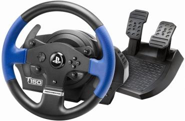 スラストマスター Thrustmaster T150 Force Feedback Racing Wheel レーシング ホイール PS3/PS4/PC 対応