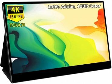 Corkea モバイルモニター 15.6インチ 4K