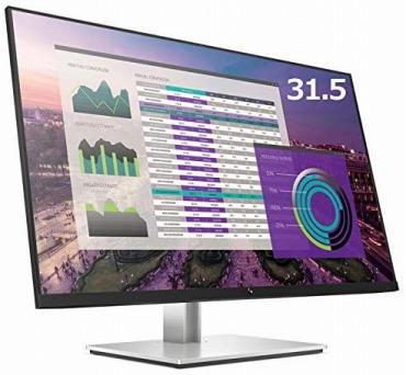 HP EliteDisplay モニター 31.5インチ E324q WQHD