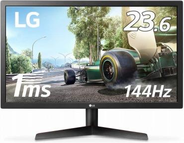 LG ゲーミング モニター 144HZ 23.6インチ 24GL600F-B