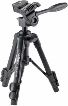 Velbon 小型の卓上三脚 Webカメラ対応