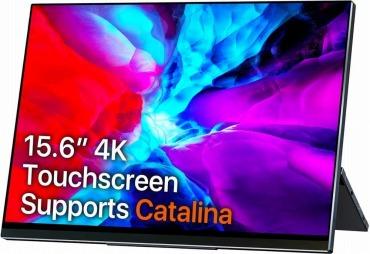 モバイルモニター cocopar 4K 15.6インチ 広視野角