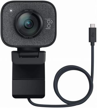 ロジクール ウェブカメラ フルHD 1080P 60FPS ストリーミング StreamCam C980GR