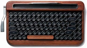 タイプライター風レトロキーボード PENNA(ペナ)