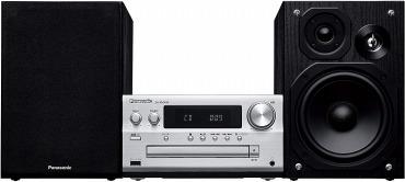 パナソニック ミニコンポ Bluetooth対応 ハイレゾ音源対応