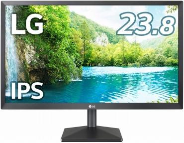 LG モニター ディスプレイ 24EA430V-B 23.8インチ