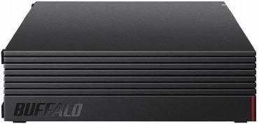 BUFFALO 外付けハードディスク HD-AD4U3