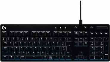 ロジクール Logicool G G610BL 青軸 ゲーミングキーボード 有線