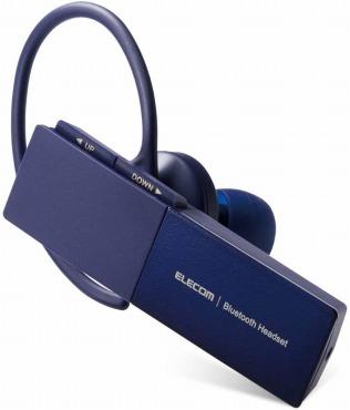 エレコム Bluetooth ヘッドセット