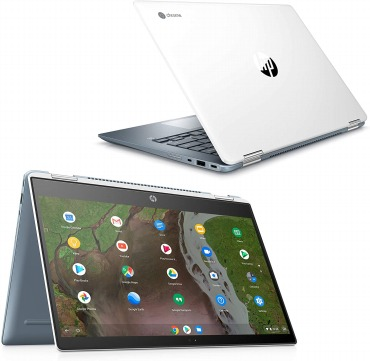 HP Chromebook x360 14 Core i3 14インチ