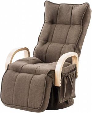 サンワダイレクト 高座椅子 リクライニング