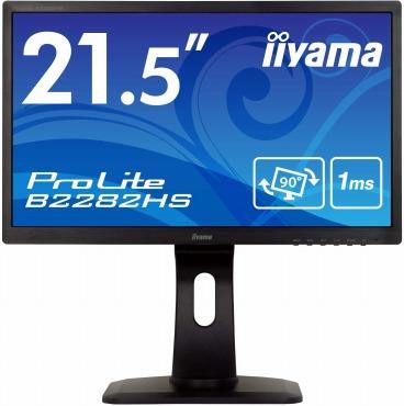 iiyama モニター ディスプレイ 21.5インチ B2282HS-B1