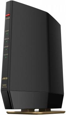 バッファロー WiFi ルーター無線LAN WSR-5400AX6/NMB