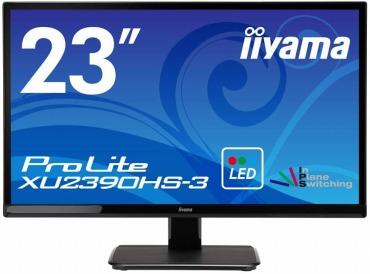 iiyama モニター ディスプレイ 23インチ XU2390HS-B3