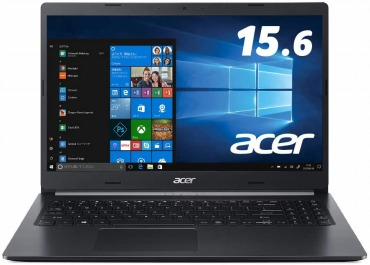 Acerノートパソコン 15.6型 Aspire5