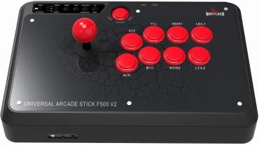 Mayflash ジョイスティック F500 PS4/PS3/XBOX ONE/ XBOX ONE S/XBOX 360/PC/Android/Nintendo Switch/Neogeo mini対応[日本正規品]