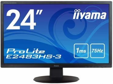 iiyama モニター ディスプレイ 24インチ