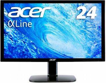 Acer モニター ディスプレイ AlphaLine 24インチ スピーカー内蔵