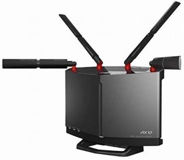BUFFALO WiFi 無線LAN ルーター WXR-5950AX12