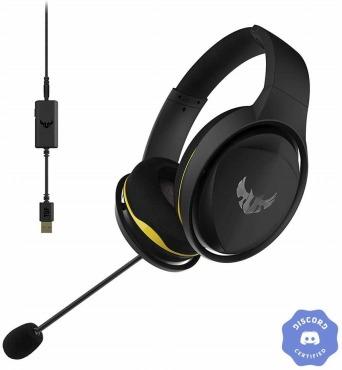 ASUS ゲーミングヘッド セット TUF Gaming H5 / H5 Discord