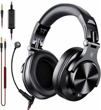 OneOdio A71 モニターヘッドホン 有線 DJ用