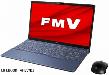 FMVA77D3L FMV LIFEBOOK AH77/D3 15.6型ノートパソコン