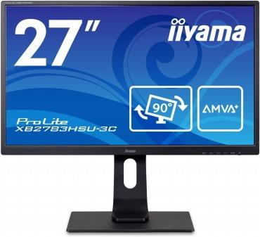 iiyama モニター ディスプレイ 27型 XB2783HSU-B3C