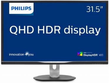 PHILIPS WQHD モニター 31.5インチ 328P6AUBREB/11