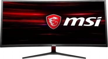 MSI Optix MAG341CQ 湾曲 34インチ ゲーミングモニタ UWQHD