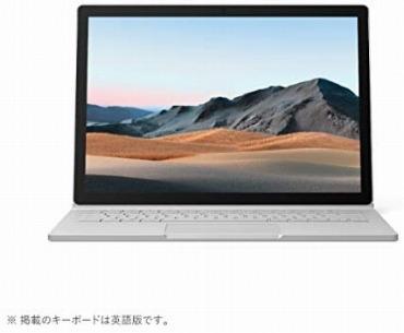マイクロソフト Surface Book3 13.5 インチ