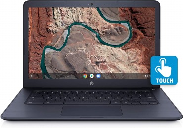 HP 14インチ フルHD タッチスクリーン Chromebook AMD