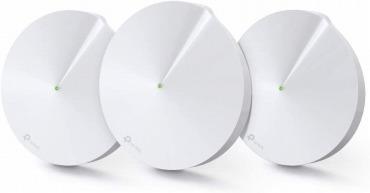 TP-Link WiFi 無線LANルーター ウイルス対策 セキュリティ 3ユニットセット デュアルバンド AC1300