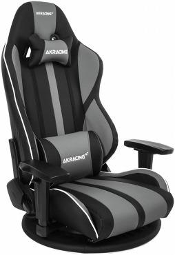 リクライニング180度 座椅子のゲーミングチェア AKRacing 極坐