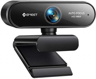 WEBカメラ ウェブカメラ eMeet NOVA 自動フォーカス