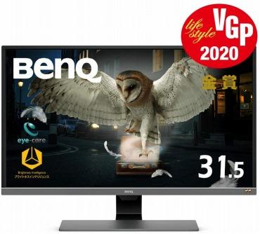 BenQ モニター ディスプレイ EW3270U 31.5インチ/4K
