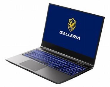 初心者向け ゲーミングノートパソコン : GALLERIA GCL2060RGF-T
