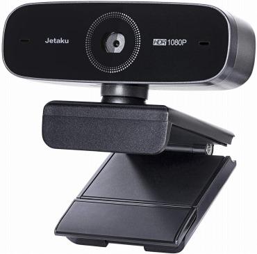 JETAku ウェブカメラ 60fps オートフォーカス