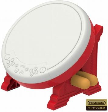 【任天堂ライセンス商品】太鼓の達人専用コントローラー