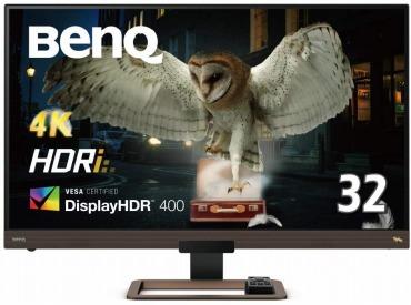 BenQ モニター ディスプレイ EW3280U 32インチ/4K