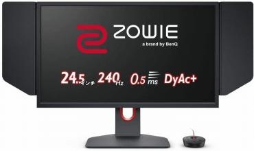 BenQ 240Hzゲーミングモニター ZOWIE XL2546K 24.5インチ