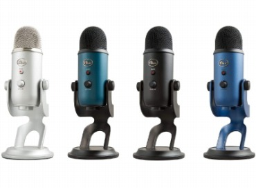 Blue Microphones Yetiの選べるカラー