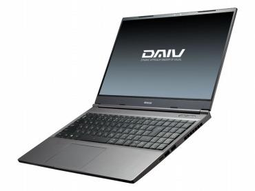 ノートパソコン DAIV