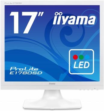 iiyama モニター 19.5インチ E1780SD-W1