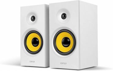 Edifier R1080BT Bluetoothスピーカー : 柔らかく繊細な高音