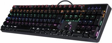 HP メカニカル ゲーミングキーボード GK320
