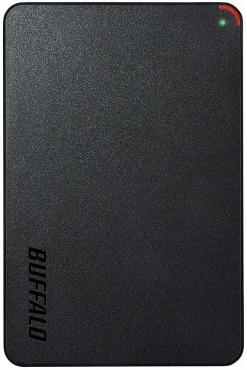 BUFFALO 外付けポータブルHDD HD-PCFS2.0U3-BBA